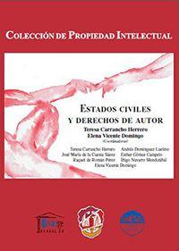 Estados civiles y derechos de autor.     Reus, 2015