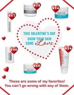 Hey Ladies if you're wanting something besides chocolate this Valentines Day now is the time with Rodan+Fields!! https://ashleyturner.myrandf.com
