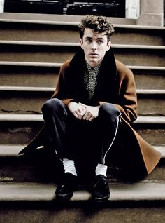 Matthew Beard is Picture-Perfect for Chic L'Uomo Vogue Shoot Matthew Beard, Hot British Actors, Daniel Jackson, A Little Life, The Fashionisto, Pretty Men, Beautiful People, Menswear, Vogue