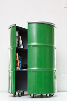 COLORED Barrel #barrel12 #recycled #3r #oilbarrel #drum #barrelstore #vialanzone7