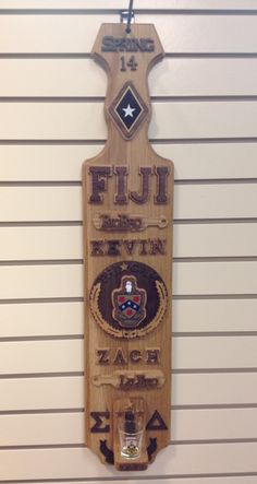 Providing Greek paddles, fraternity paddles, sorority paddles & plaques, English and Greek wooden letters, fraternity & sorority crests. Shop now for Greek merchandise. Fraternity Paddles, Sorority Paddles, Sorority And Fraternity, Wooden Greek Letters, Beer Crafts, Greek Paddles, Sigma Tau, Greek Life, Greeks