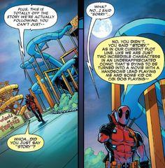 Deadpool Bi-Annual #1