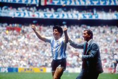The gamble that won the World Cup for Argentina Best Football Players, Football Fans, Soccer Players, Steven Gerrard, Premier League, Jules Rimet Trophy, England Goals, History Of Soccer, Argentina Team