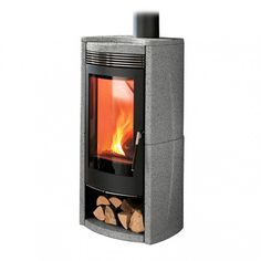 MCZ Quasar Ceramica - Wood Burning Stove
