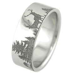 If youre gonna have one, get it like this. Ultimate Deer Hunting Ring