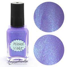 Lynnderella Limited Edition Nail Polish—Minted Violet #Lynnderella