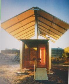 'Crisis containment', Future Shack, Mobile, Australia, Sean Godsell Architects