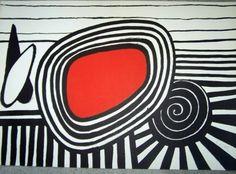 Alexander Calder - Composition                                                                                                                                                                                 More