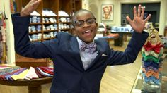 12 year old business owner Mo's Bow's began when he was only 9 when he began making and selling bow ties Cool Bow Ties, Tie And Pocket Square, Pocket Squares, Today Show, 12 Year Old, Well Dressed Men, Gq, Boy Bands, Passion For Fashion