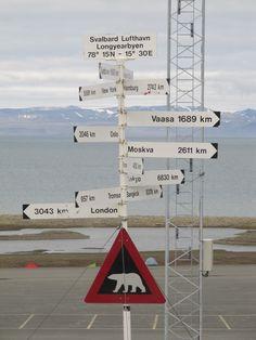 Svalbard - Longyearbyen AIRPORT