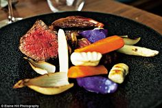 Ulsterly delicious: Belfast is on a gastronomic roll - and no wonder, with craic-ing places like Ox