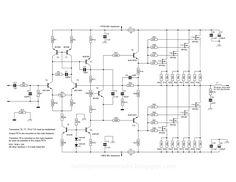 amplificador tda7293 estereo potencia audio 420x500