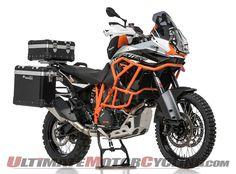 2014 KTM 1190 Adventure (R) | Touratech Essential Accessories