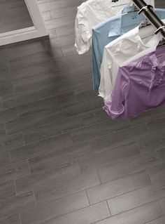 Charcoal Oak Wood Effect Porcelain Tiles 15x60cm     These Tiles Will Finish Off Any Room In The House With A Warm Natural Looking Finish     They Look Just Like Wood And Ready To Lay With The Strengh Of A Porcelain Tile