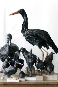 Avifauna Birds by Studio Maarten Kolk & Guus Kusters | Yatzer