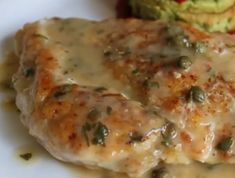 Quick Chicken Piccata, photo by Chef John Cooking For Beginners, Recipes For Beginners, Cooking Tips, Lemon Chicken Piccata, Best Italian Recipes, Croatian Recipes, Favorite Recipes, Hungarian Recipes, Cacciatore Recipes
