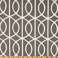 Robert Allen for Dwell Studios fabric