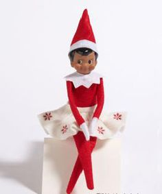Girly Elf! 15 great things to do! My personal fav is to TP your kids' rooms and say the Elf did it!