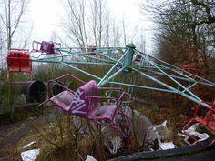 Dadi Park, Belgium, December 2010 - Derelict Places
