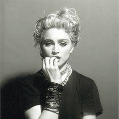 Madonna by Gary Heery/1984