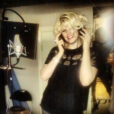 In the studio :) Cali, About Me Blog, Studio, Beautiful, Study, Studios