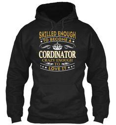 Cordinator - Skilled Enough