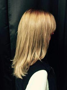 #blonde #longlayers #lowlights