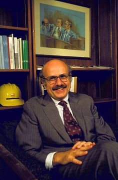 Fred Wertheimer in his office at Common Cause, in 1982. The elections on November 4th are on pace to be the most expensive midterms in history. Will anything stop those sums from growing again in two years? http://nyr.kr/12tl6w9 (Photograph by Diana Walker/Time & Life Photography)