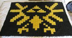 Zelda Emblem Quilt by 8bitHealey on Etsy
