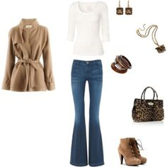 Love this for a casual look!