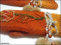 вязаные варежки (двойные) Любимые /проданы-свяжу на заказ. Варежки-двойные, выполнены из теплой пряжи:  -1-ый слой (верх) -100% шерсть 'Кауни' от прибалтийского производителя;  -2-ой слой (подклад) 25% шерсть и 75% акрил  (100 гр-175 м-толстая пряжа)   Очень теплые, жаркие двойные варежки…