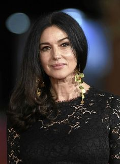 Monica Bellucci, tells Celia Walden that outside the grip of Hollywood, middle-aged heroines have never been hotter Malena Monica Bellucci, Monica Bellucci Photo, Monica Belluci, Hollywood Fashion, Hollywood Actresses, Actors & Actresses, Italian Beauty, Italian Women, Beautiful Old Woman