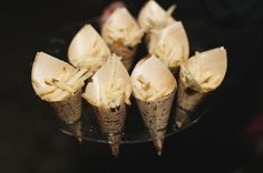 Wedding appetizers by Crave Catering | Pearl Events Austin