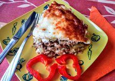 Rakott zöldbab Lasagna, Ethnic Recipes, Food, Essen, Meals, Yemek, Lasagne, Eten