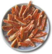Scorze di arance candite ingredienti: