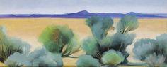 chasingtailfeathers:  Georgia O'Keeffe   Taos, New Mexico, 1931