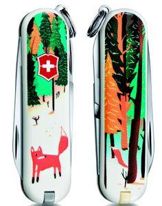 Foxy Swiss Army knife