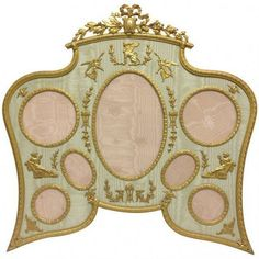 Large and Very Fine French Gilt Bronze Photo Frame,