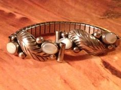 Circa 1970s Native American Hand Made Sterling Silver & by Tessey2, $65.00