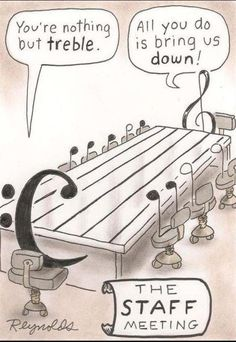 LOL. Good thing for music lessons I get it!