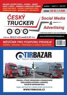 Český Trucker - prosinec 2016