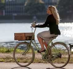 Copenhagen Bikehaven by Mellbin - Bike Cycle Bicycle - 2012 - 7633 by Franz-Michael S. Mellbin, via Flickr