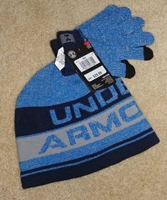 fc86f1a7dce New Under Armour Boys  Beanie Glove Combo 2.0 MSRP  29.99  fashion   clothing  shoes  accessories  kidsclothingshoesaccs  boysaccessories (ebay  link)