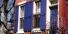 Timberlane Shutters on Historical Homes & Buildings