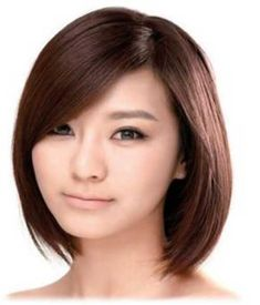 Asian Hairstyles For This Summer : Asian Hairstyles. Asian hair ideas,Asian Hairstyles,asian inspiration,asian short hairstyles for round faces,hair styles for asian girls Modern Short Hairstyles, Medium Bob Hairstyles, Modern Haircuts, Straight Hairstyles, Cool Hairstyles, Asian Hairstyles, Braided Hairstyles, Trendy Haircuts, Hairstyle Ideas