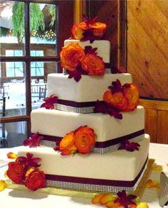 wedding cakes photo: Sparkle Square Twist Wedding Cake SparkleSquareTwistWeddingCake.jpg