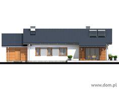 Elewacja Mój dom w Ogrodzie 2 CE