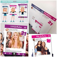 Want a social frame for your next celebration or event? Choose from our wide range @ bigdaysigns.com  #bigdaysigns #signs #bigday #celebration #personalised #quarantine #covidbday #socialframes #partyframe #lockdown #happybirthday #instapic #birthdaygirl #photograph #birthday #selfie #onlineshop #pic #instaphoto #fun #birthdayboy #party #happy #birthdaypresent #birthdayparty #birthdaycelebration #birthdaygift #bday #instabirthday 21st Birthday, Birthday Presents, Birthday Celebration, Girl Birthday, Party Frame, 21st Party, Insta Pic, Big Day, Photograph