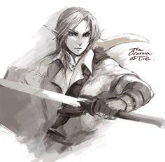 The Legend of Zelda: Ocarina of Time, Adult Link / 「おとうさんといっしょ」/「n」の漫画 [pixiv]