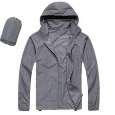 Rain Coat Multi Function Waterproof Jacket